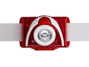 Ledlenser SEO5 red